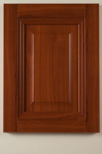 Red Cherry Solid Wood Kitchen Cupboards pictures & photos