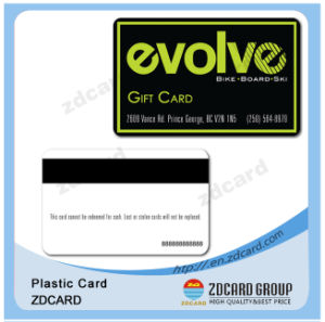 Topaz 512 RFID Card with Magnetic Strip pictures & photos