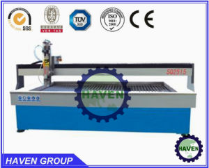 CNC Waterjet Cutting Machine CUX400-SQ2515 pictures & photos