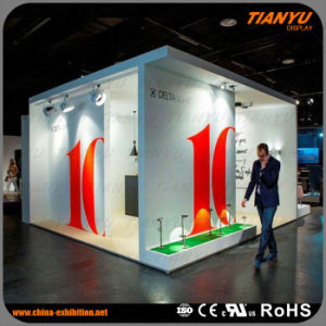 Modulay M Series Trade Show Aluminum Fabric Display pictures & photos