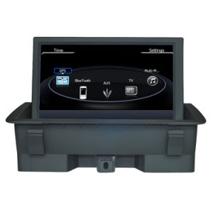 GPS Satnav Navigation DVD Headunit Stereo Bluetooth for Audi Q3