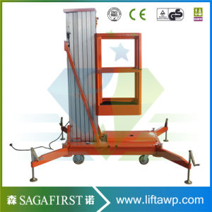 6m Light Weight Factory Maintenance Platform Aerial Lifting Equipment pictures & photos