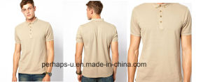 Cool Mens Rayon Polo Shirt pictures & photos