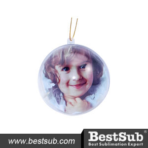 Bestsub Acrylic Christmas Ball (YKH01) pictures & photos