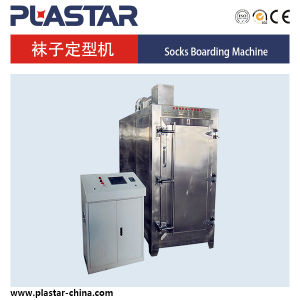 High Quality Cotton Socks Boarding Machine pictures & photos