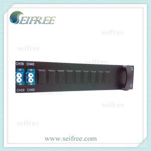 40CH DWDM Mux Module Optical Multiplexer pictures & photos
