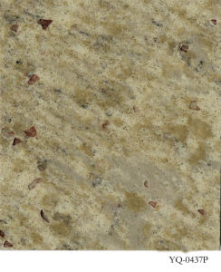 Quartz Marble for Project Countertop (YQ-0437P) pictures & photos