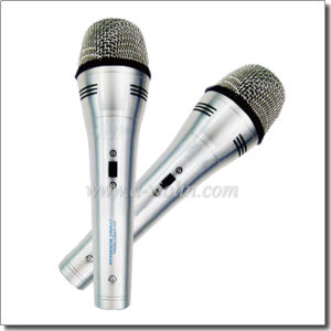New Sale Aileen Professional Metal Wired Microphone (AL-DM728) pictures & photos