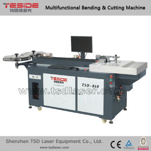 Automatic Bender and Cutting Machine