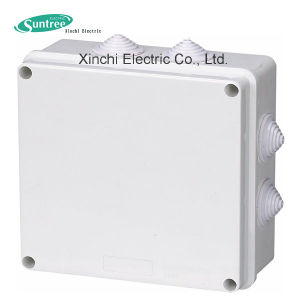 Plastic Cable Box IP66 Plastic Shell Junction Boxes pictures & photos