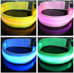 Flashing Safety Running LED Armband pictures & photos