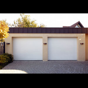 Automatic Roller Garage Door Manufacturer with Top Quality pictures & photos