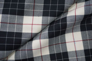 Checks Tweed Wool Fabric Foe Suit pictures & photos