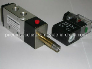 Solenoid 4V Valves with Inox Screws From China Pneumission pictures & photos