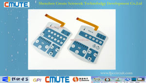 Numerical Control FPC Flex Printed Circuit Membrane Switch pictures & photos