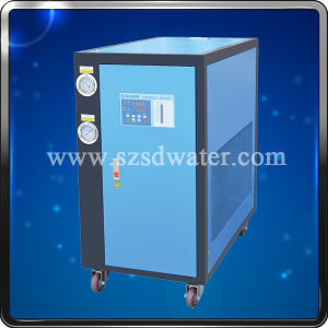 Semi Automatic Plastic Bottle Blowing Machine (SD-8Y) pictures & photos