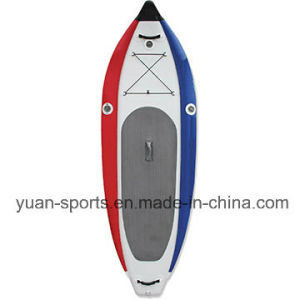 Inflatable Yoga Sup Board of High Quality Drop-Stitch Fabric Material