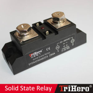 290A Industrial Class Solid State Relay, SSR-D290, DC/AC SSR pictures & photos