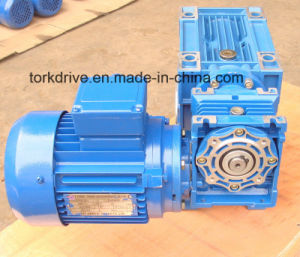 300 Ratio Combined RV Worm Gearbox pictures & photos