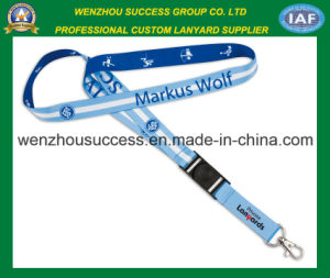 Custom Lanyards No Minimum Order pictures & photos