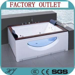 Water Surfing Massage Luxury Whirlpool Bathtub (5213) pictures & photos