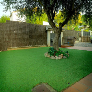 Landscaping Artificial Green Turf for Garden pictures & photos