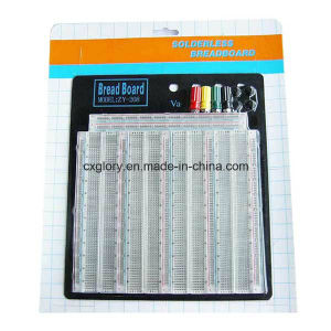 3220 Points Best Quality Electronic Solderless Breadboard & Jumper Wire pictures & photos