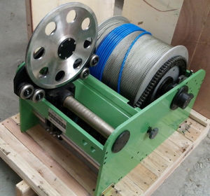 Long Range Winch, Cable Pulling Winch, Cable Winch, Well Logging Winch, Borehole Winch, Downhole Winch, Wireline Winch, Deep Hole Winch pictures & photos