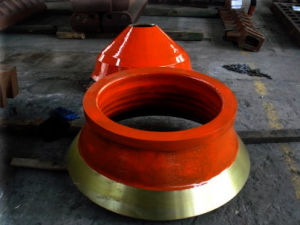 Manganese Cone Crusher Parts Cone Mn18