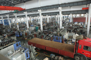 Fully Automatic Extrusion Blow Moulding Machine Tdb-25f pictures & photos