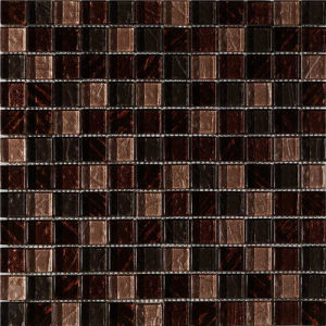 Mixed Color Swimming Pool Glass Mosaic Tile pictures & photos