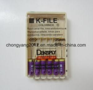 Dental Instrument Endo Files K, H, R Endodontic Dental Files pictures & photos