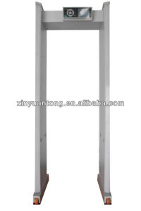 Xyt2101b Access Control Safety Inspection Door, Walk Through Metal Detector pictures & photos