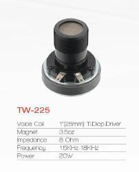 Professional Driver 2414 Neo Speaker (Tw-225) pictures & photos