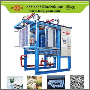 EPS Insulation Roof Panel Making Machine pictures & photos