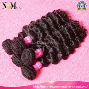 Unprocessed Peruvian Virgin Hair Curly (QB-PVRH-DW) pictures & photos