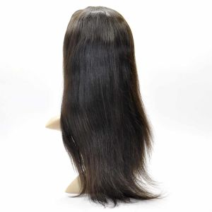 Malaysian Virgin Hair Front Lace Wigs (10Inch-Straight) pictures & photos