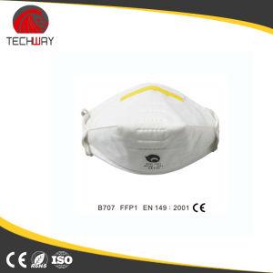 Ce Certified En149 Ffp3 Air Filter Face Mask pictures & photos