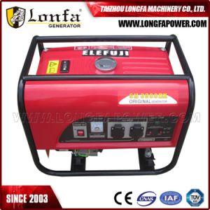 Elefuji Sh3200 3kVA Small Gasoline Generator pictures & photos