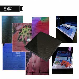 Promotion P12.5 LED Display Dance Floor for Christmas pictures & photos