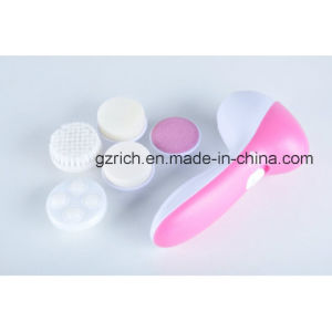 Mini Skin Beauty Massager Brush Kit pictures & photos