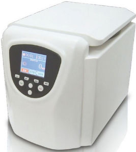 Hot Medical Lab Laboratory High Speed Blood Bank Centrifuge pictures & photos