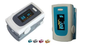 Ce Marked Fingertip Pulse Oximeter with New Mould pictures & photos