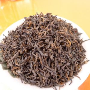 Puerh Tea Leaves in Bulk (black or Oxidization type)