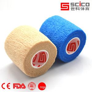 Breathable Easy Using Non Woven Elastic Cohesive Bandage Medical