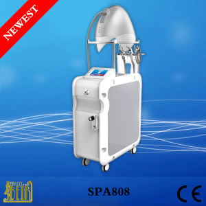 Oxygen Jet Therapy SPA808 Water Dermabrasion Facial Machine/Oxygen Water Jet Peeling pictures & photos