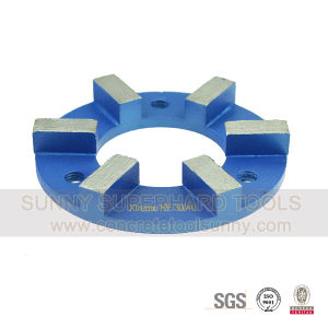 Diamond Grinding Plate Tools Wheel for Concrete Terrazo Stone pictures & photos