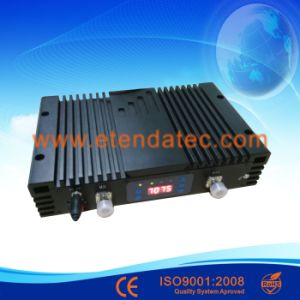 23dBm 75db CDMA/PCS/Aws Triple Band Repeater with Digital Display pictures & photos