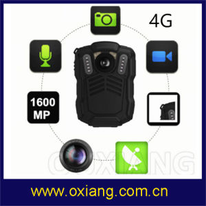 New Product 1080P HD 30 Fps Small Button Police Wearable Body Worn Camera pictures & photos
