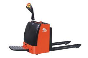 Full Electric Pallet Truck pictures & photos